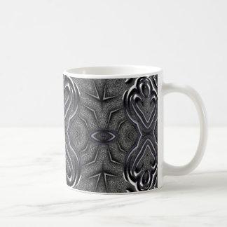 Steel Curves Coffee Mug