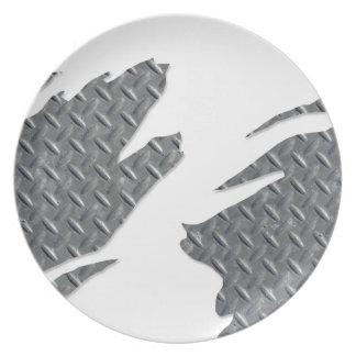 steel diamond plate rip