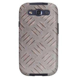 Steel Diamond Plate Texture Samsung Galaxy S3 Case