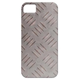 Steel Diamond Plate Texture iPhone 5 Cases