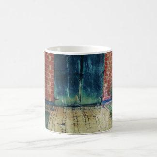 Steel Doors Coffee Mug
