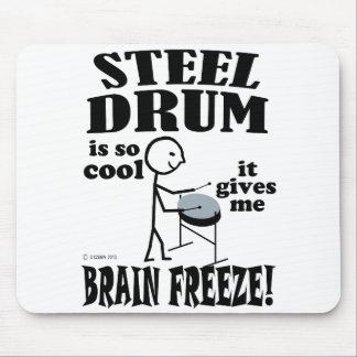 Steel Drum, Brain Freeze Mouse Pad