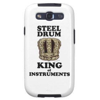 Steel Drum King of Instruments Samsung Galaxy S3 Covers