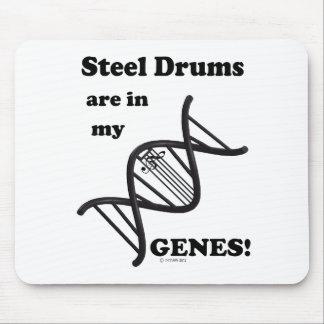 Steel Drums in my Genes Mouse Pad