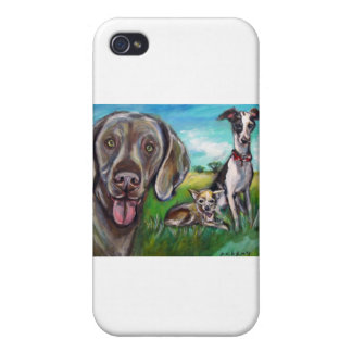 Steel, Fergie, & Rocket iPhone 4 Covers