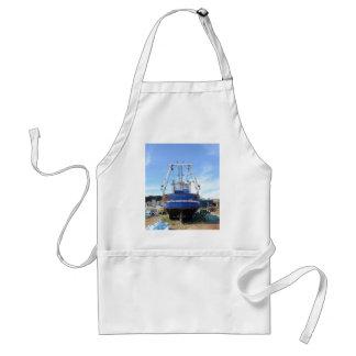 Steel Fishing Boat Adult Apron
