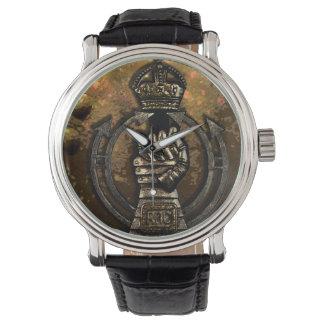 Steel Fist RAC Watch