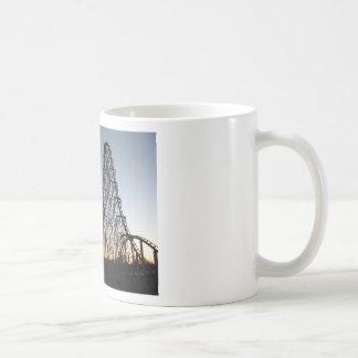Steel Force and Thunderhawk Dorney Park Coffee Mug
