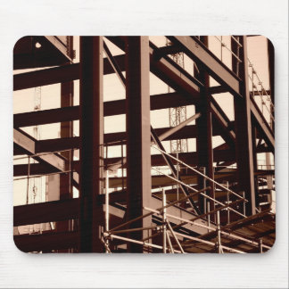 Steel Frame Construction Mouse Pad