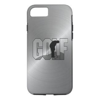 Steel Golf iPhone 7 Case