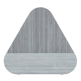 Steel Gray Bamboo Border Wood Grain Look Bluetooth Speaker