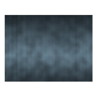 Steel Gray Gothic Ombre Background Art Postcard