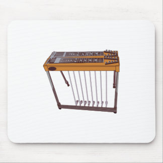 Steel Guitar Mouse Pad
