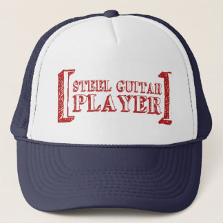 Steel Guitar Player Trucker Hat