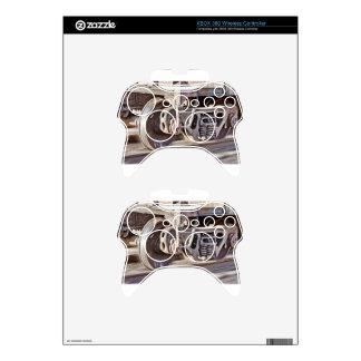 Steel Hitting Steel Xbox 360 Controller Decal