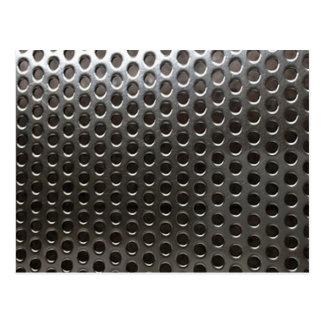 Steel Holes Postcard