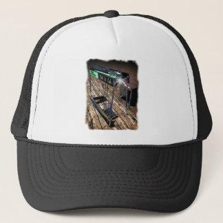 Steel Is Life Trucker Hat