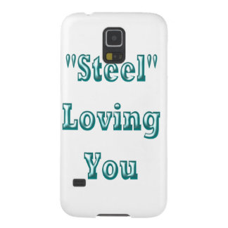 Steel Loving You nice cute design Samsung Galaxy Nexus Case