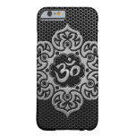 Steel Mesh Floral Om iPhone 6 Case
