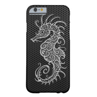 Steel Mesh Seahorse Barely There iPhone 6 Case