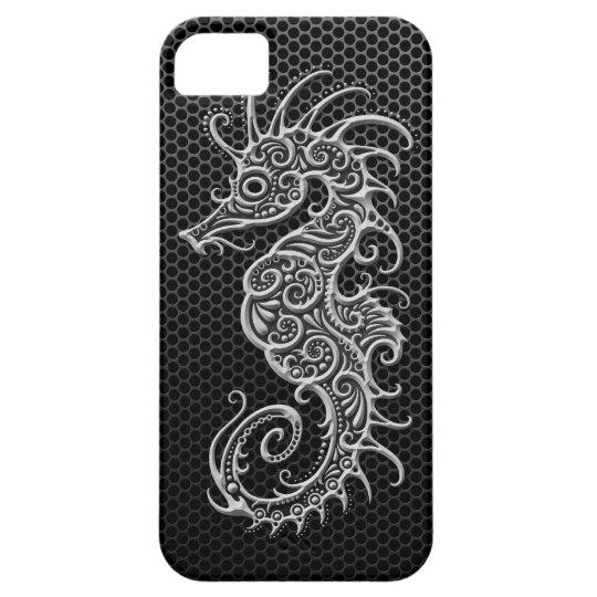 Steel Mesh Seahorse iPhone SE/5/5s Case