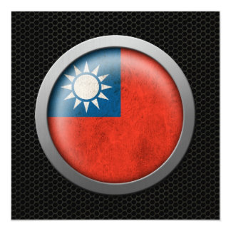 Steel Mesh Taiwanese Flag Disc Graphic Card