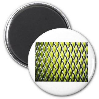 Steel Metal Glossy Fine Digital Art Beautiful Ligh 2 Inch Round Magnet