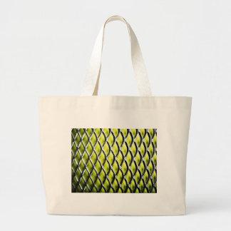 Steel Metal Glossy Fine Digital Art Beautiful Ligh Canvas Bags