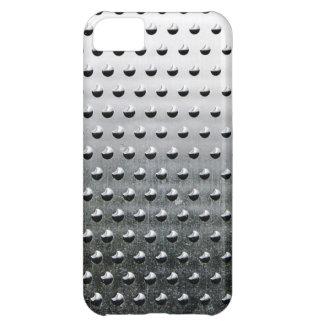 Steel Metal Glossy Fine Digital Art Beautiful Ligh Case For iPhone 5C