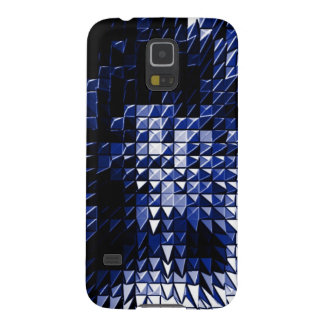 Steel Metal Glossy Fine Digital Art Beautiful Ligh Galaxy S5 Cover