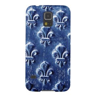 Steel Metal Glossy Fine Digital Art Beautiful Ligh Galaxy S5 Covers