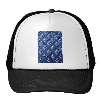 Steel Metal Glossy Fine Digital Art Beautiful Ligh Trucker Hat