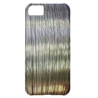 Steel Metal Glossy Fine Digital Art Beautiful Ligh iPhone 5C Case