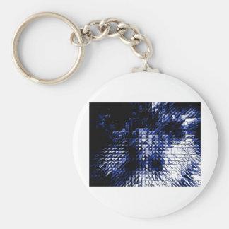 Steel Metal Glossy Fine Digital Art Beautiful Ligh Key Chain