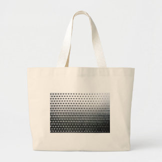 Steel Metal Glossy Fine Digital Art Beautiful Ligh Large Tote Bag