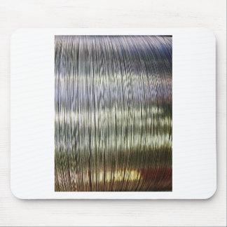 Steel Metal Glossy Fine Digital Art Beautiful Ligh Mouse Pads