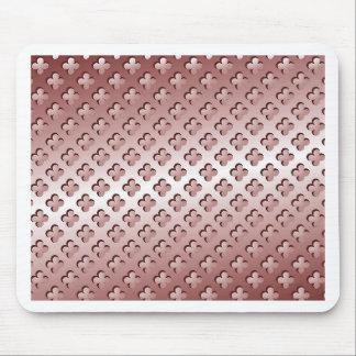 Steel Metal Glossy Fine Digital Art Beautiful Ligh Mouse Pad