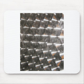 Steel Metal Glossy Fine Digital Art Beautiful Ligh Mousepad