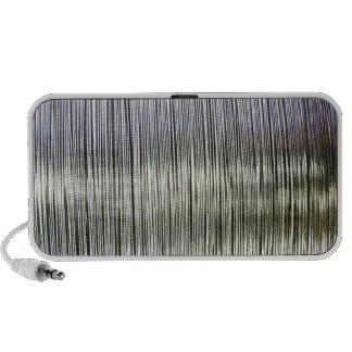 Steel Metal Glossy Fine Digital Art Beautiful Ligh PC Speakers