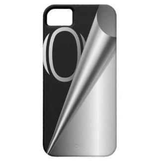 "Steel Peel Monogram ""O"" iPhone SE/5/5s Case"
