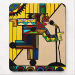 """""""Steel Pulse"""" by Ruchell Alexander Mouse Pad"""