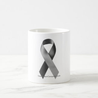 Steel Ribbon Campaign Mug