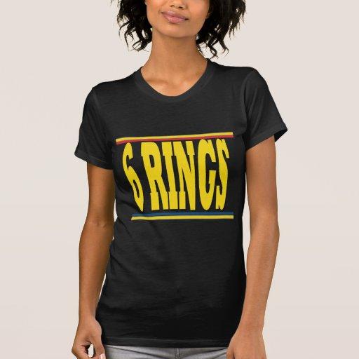Steel: Rings Tee Shirt