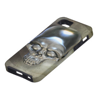 Steel Skull iPhone SE/5/5s Case