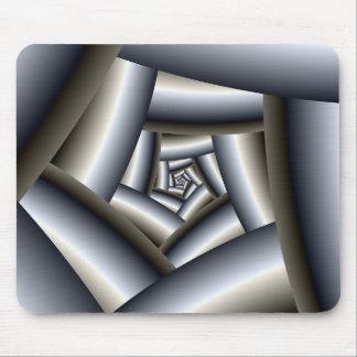 Steel Spiral Mousepad