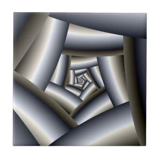 Steel Spiral tile