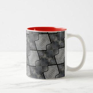 Steel Street - Trendy & Contemporary  2 Tone Mug