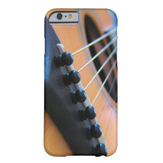 Steel String Acoustic Guitar iPhone 6 Case