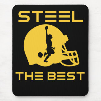 Steel The Best Mouse Pad