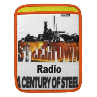Steel Town & Hot 97.6 The Beat Ipad Sleeve